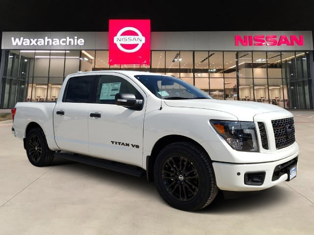 New 2019 Nissan Titan in Waxahachie, TX