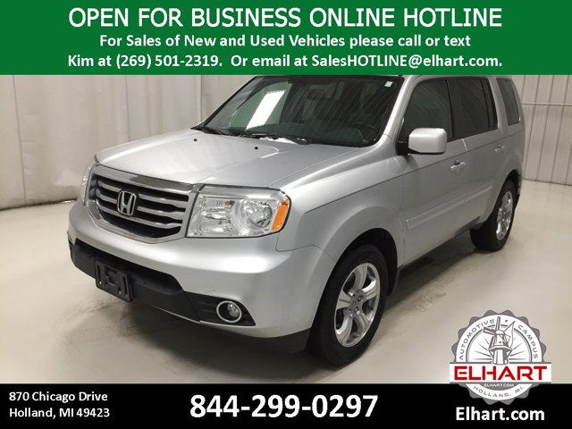 Used 2014 Honda Pilot in Holland, MI