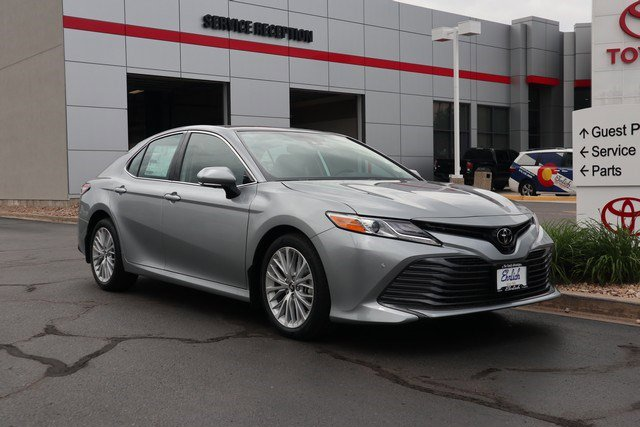 New 2019 Toyota Camry in Greeley, CO