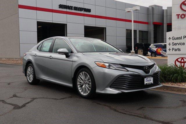 New 2019 Toyota Camry in Laramie, WY