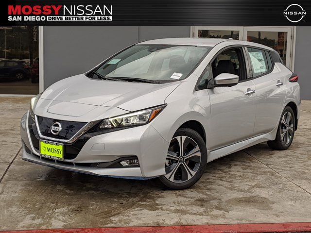 2020 Nissan Leaf Electric SL -PLUS SL PLUS Hatchback Electric [3]