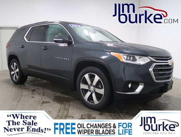 2019 Chevrolet Traverse AWD 4dr LT Leather with 3LT