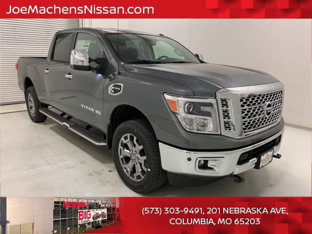 New 2019 Nissan Titan XD in Columbia, MO