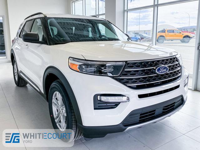 2021 Ford Explorer XLT 4WD XLT 4WD Intercooled Turbo Premium Unleaded I-4 2.3 L/140 [12]