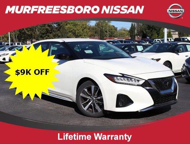 New 2019 Nissan Maxima in Murfreesboro, TN