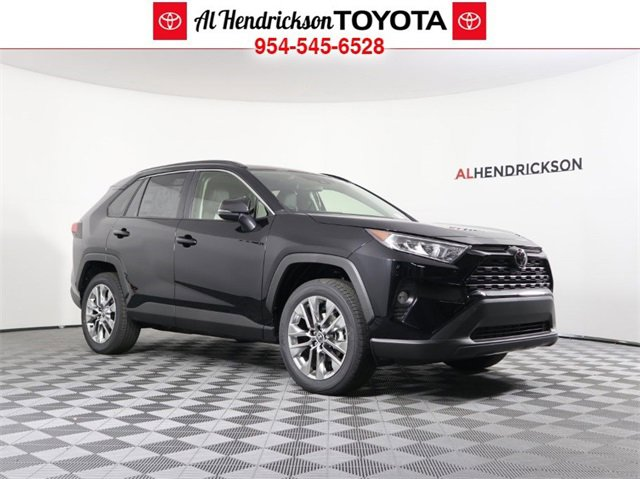 New 2020 Toyota RAV4 in Coconut Creek, FL