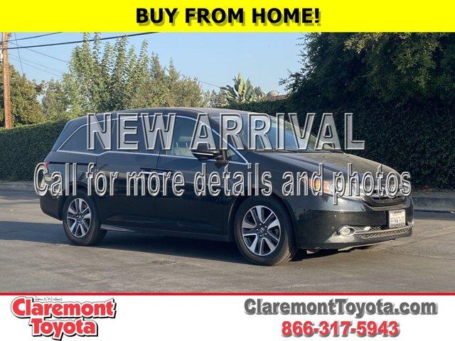2015 Honda Odyssey Touring 5dr Touring Regular Unleaded V-6 3.5 L/212 [10]