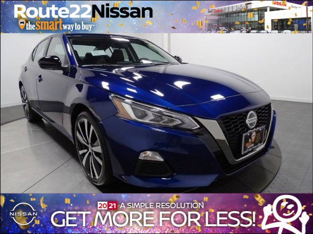 2021 Nissan Altima 2.5 SR 2.5 SR AWD Sedan Regular Unleaded I-4 2.5 L/152 [3]