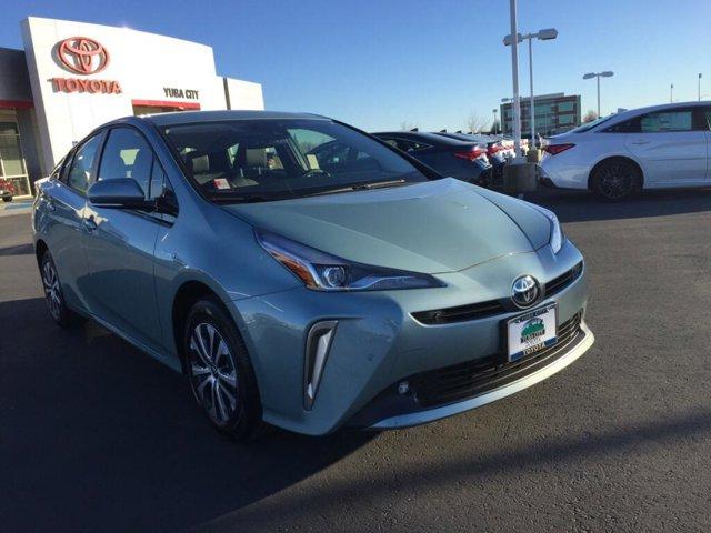 New 2020 Toyota Prius in Yuba City, CA