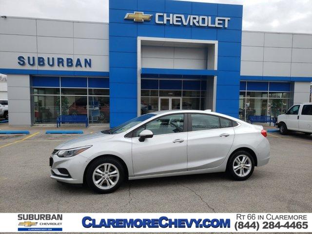 Used 2017 Chevrolet Cruze in Claremore, OK