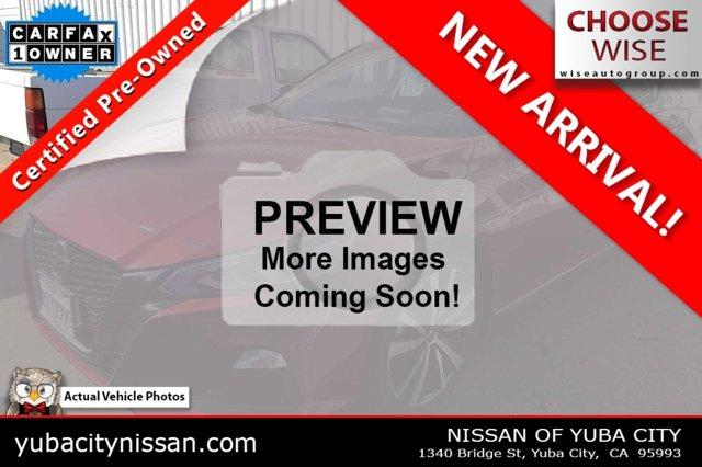 2020 Nissan Altima 2.5 SR 2.5 SR Sedan Regular Unleaded I-4 2.5 L/152 [5]