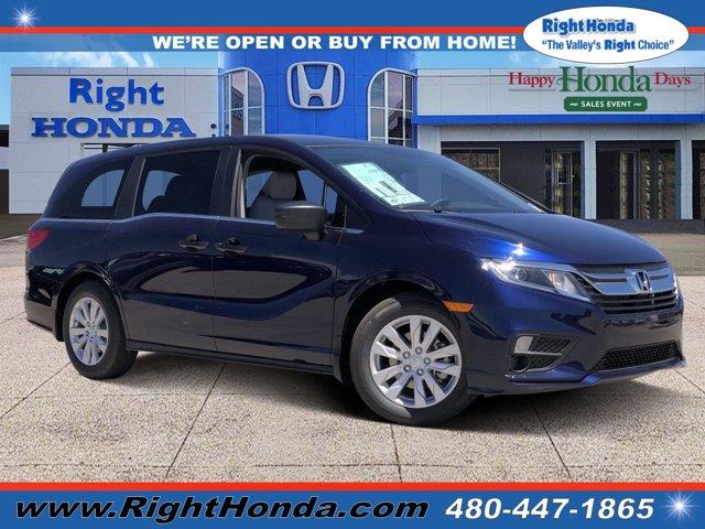 2020 Honda Odyssey LX LX Auto Regular Unleaded V-6 3.5 L/212 [0]