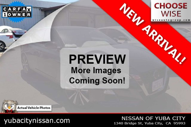 2019 Nissan Altima 2.5 SR 2.5 SR Sedan Regular Unleaded I-4 2.5 L/152 [4]