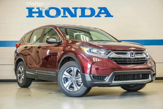 New 2019 Honda CR-V in Cartersville, GA
