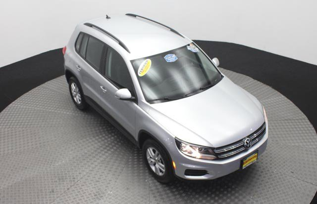 2017 Volkswagen Tiguan for sale 122838 2