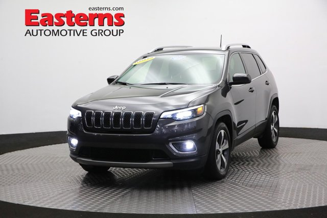 2019 Jeep Cherokee for sale 124335 0