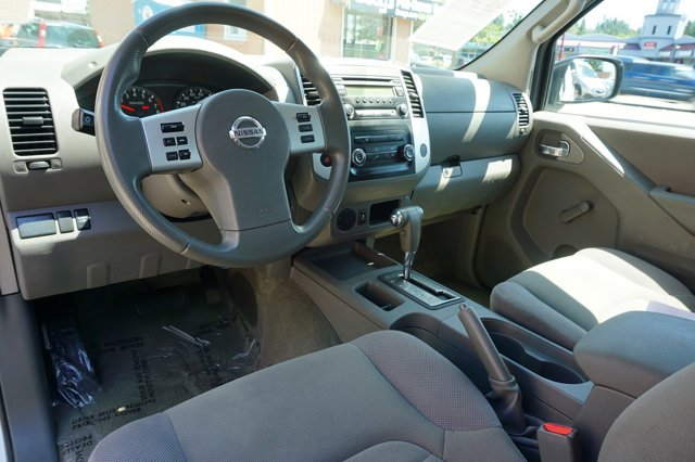 Used 2015 Nissan Frontier KING CAB 2WD