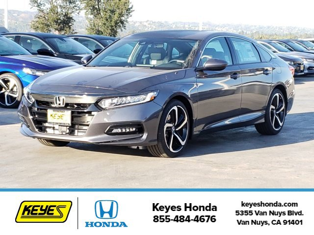 New 2020 Honda Accord Sedan in , CA