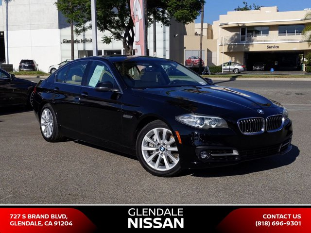 2016 BMW 5 Series 535i 4dr Sdn 535i RWD Intercooled Turbo Premium Unleaded I-6 3.0 L/182 [0]
