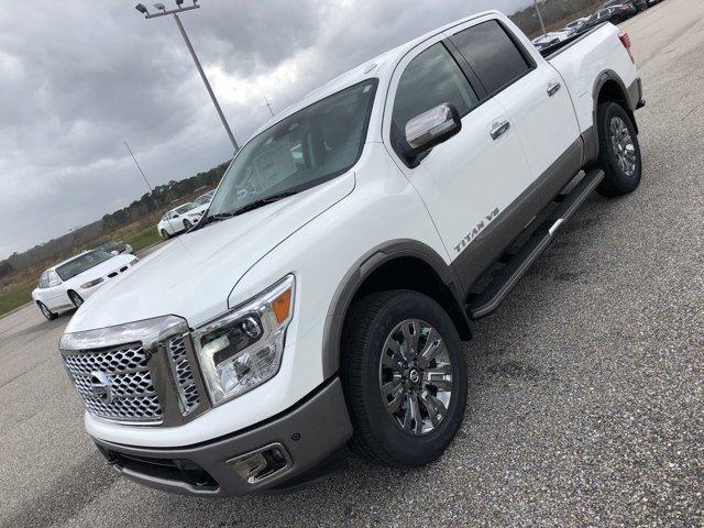 New 2019 Nissan Titan in Enterprise, AL