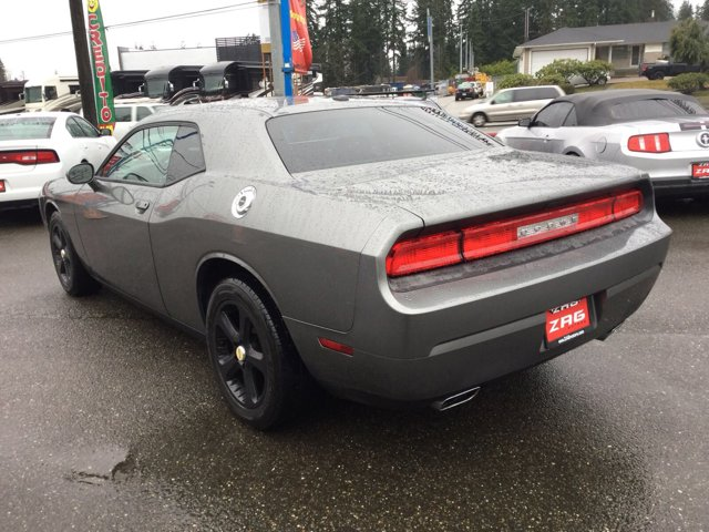 Used 2012 Dodge Challenger 2dr Cpe SXT
