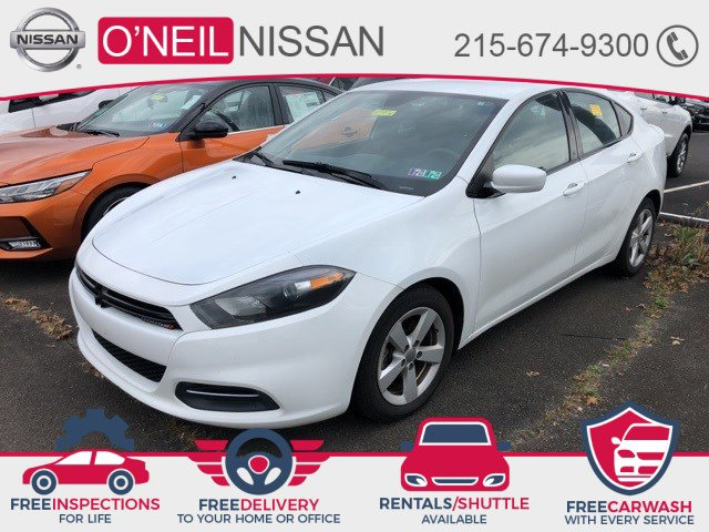 2015 Dodge Dart SXT 4dr Sdn SXT Regular Unleaded I-4 2.4 L/144 [1]
