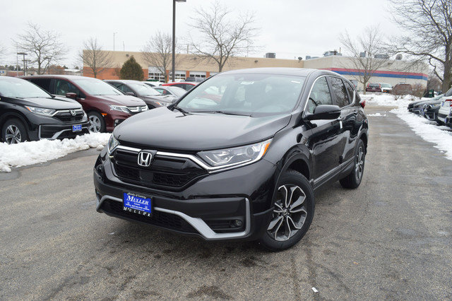 New 2020 Honda CR-V in Highland Park, IL