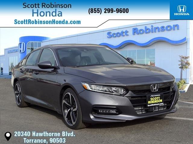 New 2020 Honda Accord Sedan in Torrance, CA