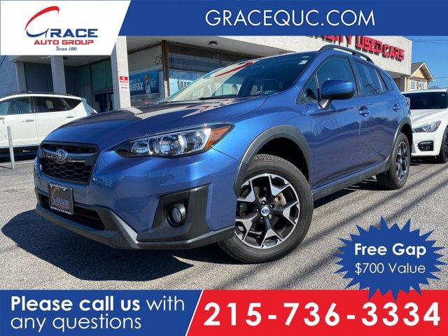 2018 Subaru Crosstrek Premium 22657 miles VIN JF2GTABC8JH213723 Stock  1975776092 22495
