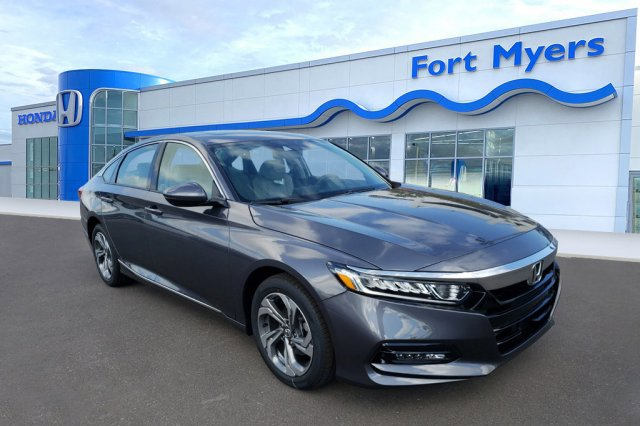 New 2020 Honda Accord Sedan in Fort Myers, FL