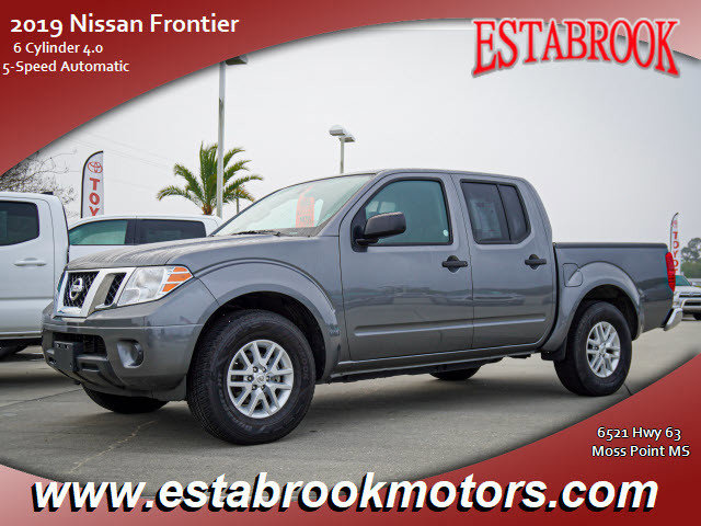 Used 2019 Nissan Frontier in Moss Point, MS