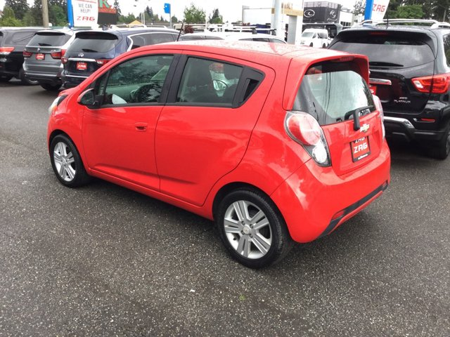 Used 2013 Chevrolet Spark 5dr HB Man LS
