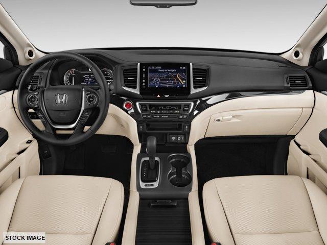 New 2017 Honda Ridgeline RTL-E 4x4 Crew Cab 5.3' Bed