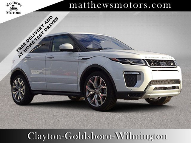 Used 2017 Land Rover Range Rover Evoque in , NC