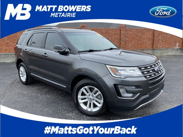 Used 2017 Ford Explorer in New Orleans, and Slidell, LA