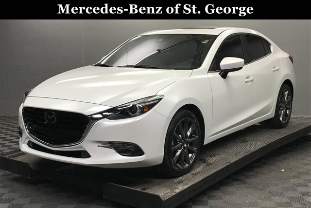 Used 2018 Mazda Mazda3 4-Door Grand Touring