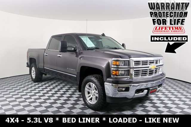 Used 2015 Chevrolet Silverado 1500 in Sumner, WA