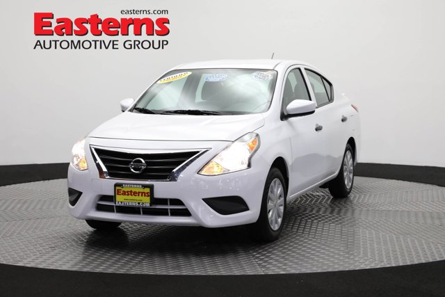 2019 Nissan Versa S Plus 4dr Car