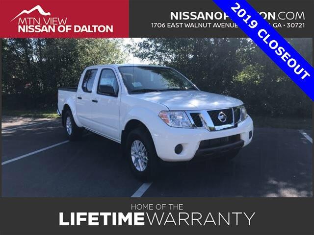 New 2019 Nissan Frontier in Dalton, GA