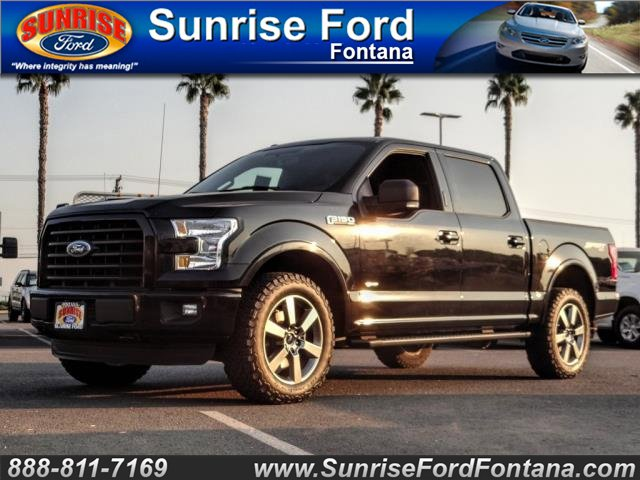 2016 Ford F-150 4WD SuperCrew 145 Twin Turbo Regular Unleaded V-6 3.5 L/213 [17]