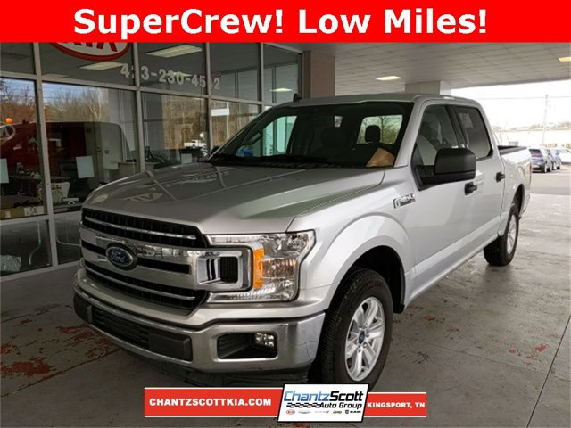 Used 2019 Ford F-150 in Kingsport, TN