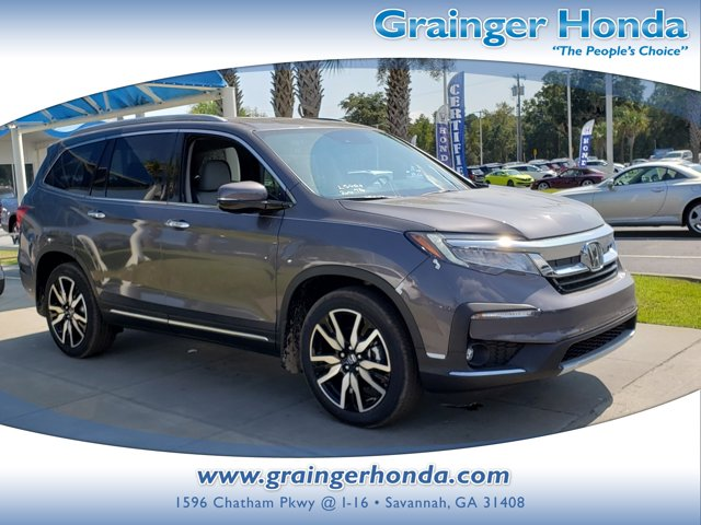 New 2020 Honda Pilot in Savannah, GA