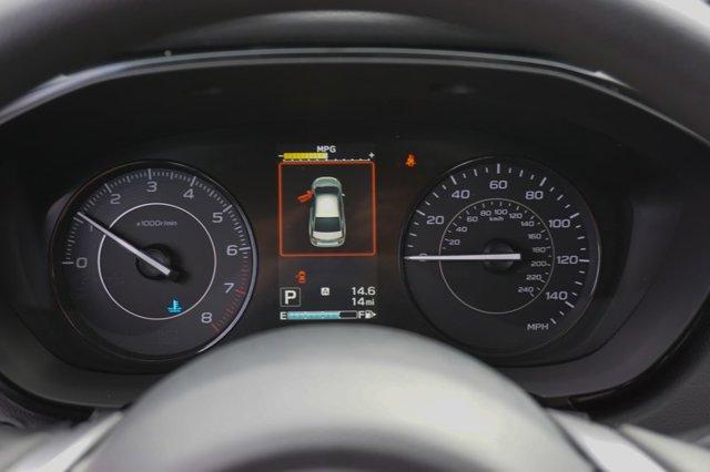 New 2020 Subaru Impreza 5-door CVT