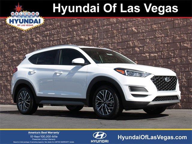 2021 Hyundai Tucson SEL SEL FWD Regular Unleaded I-4 2.4 L/144 [6]