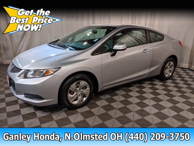 Used 2013 Honda Civic Coupe in North Olmsted, OH