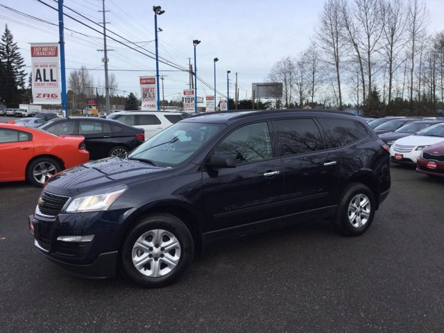 Used 2017 Chevrolet Traverse FWD 4dr LS w-1LS
