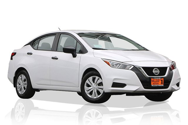 2020 Nissan Versa S S CVT Regular Unleaded I-4 1.6 L/98 [15]