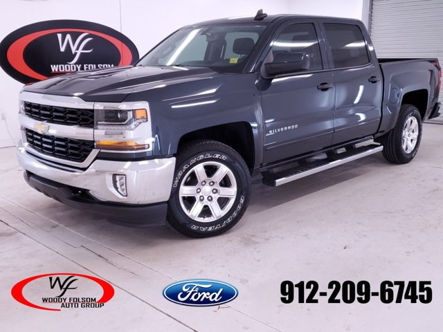 Used 2018 Chevrolet Silverado 1500 in Baxley, GA