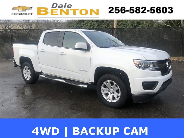 Used 2018 Chevrolet Colorado in Guntersville, AL