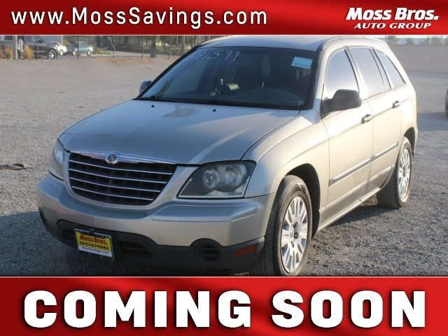 2005 Chrysler Pacifica Base 4dr Wgn FWD Gas V6 3.8L/231 [3]